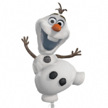 Frozen Olaf Large Foil Balloon 1pc
